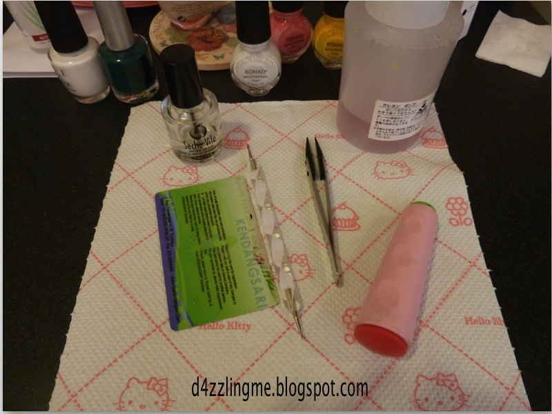 how to make your own clear nail polish from scratch