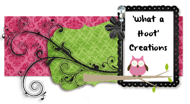 What a hoot creating