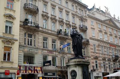 Graben in Vienna city
