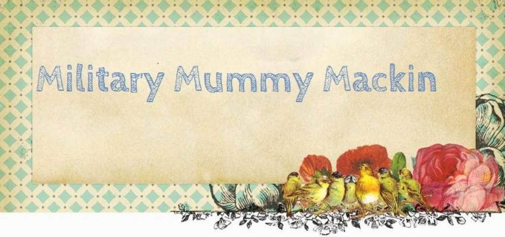 Military Mummy Mackin
