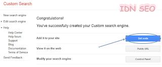 Cara Membuat Search Box Google (CSE)