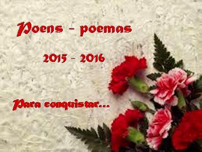 poems - poemas 2015 - 2016