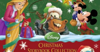 disneys christmas storybook collection from disneyhyperion - Disney Christmas Storybook Collection