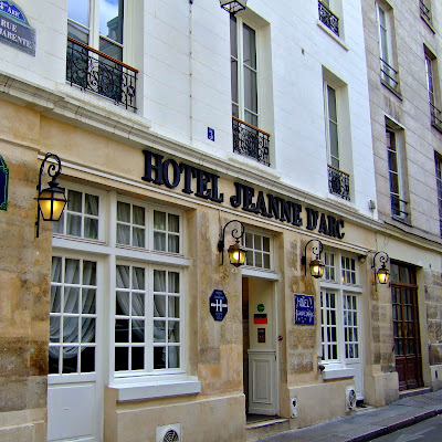 @Hotel Jeanne D'Arc Parigi