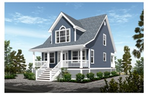 custom home building on lbi