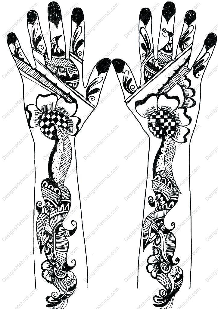 Mehndi Patterns Pdf : Mehndi designs pdf mehndidesignsclub all about