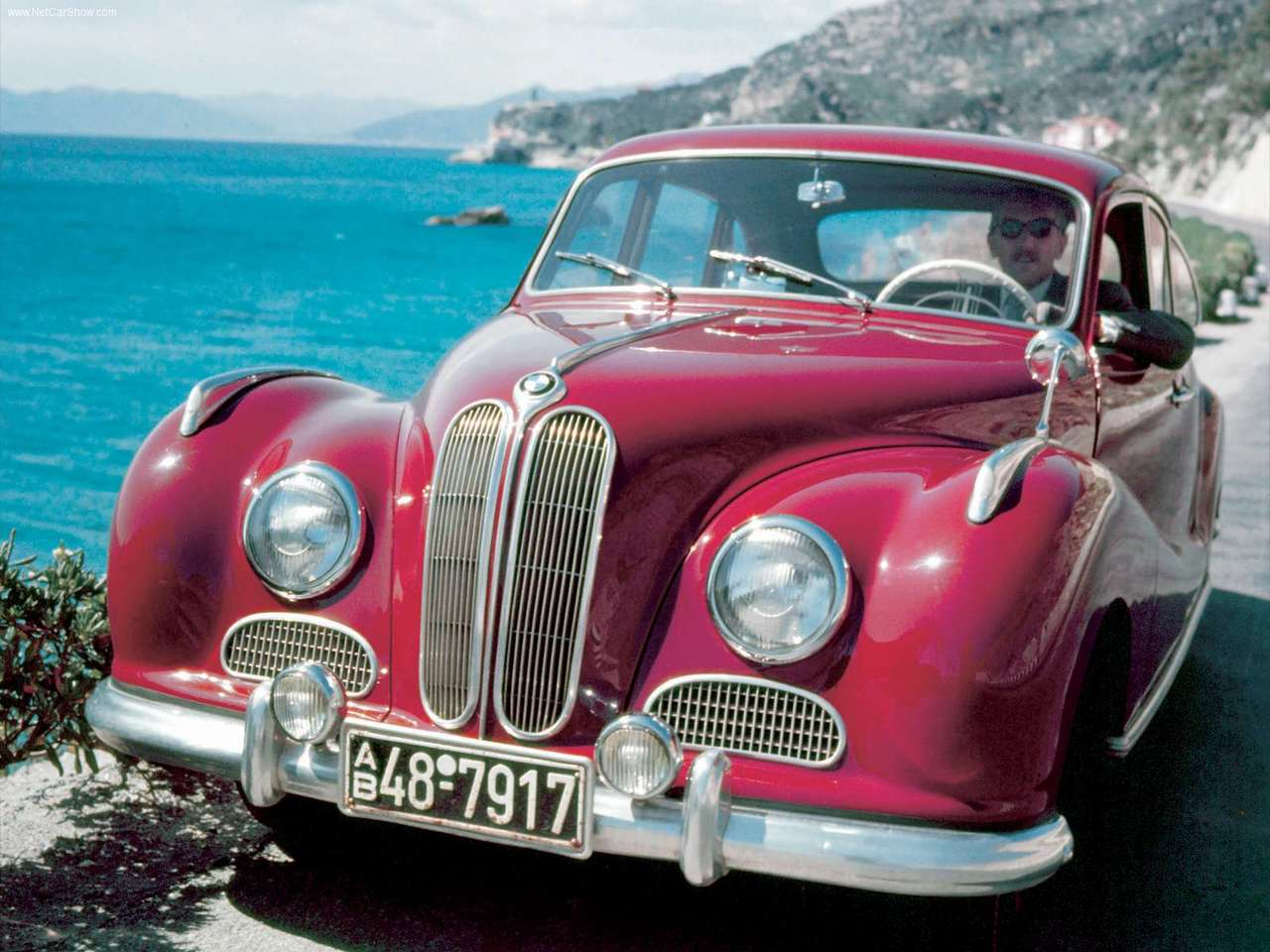 1952 - BMW 501 Wallpapers For PC ~ BMW Automobiles