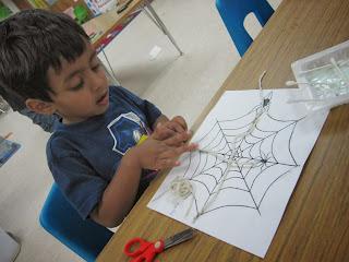 Spider Preschool
