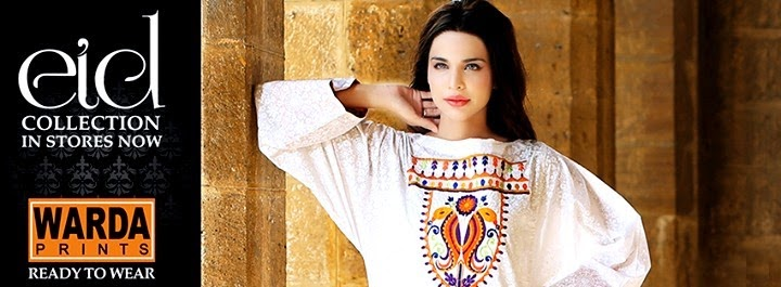 WARDA Ready Made Eid Collection