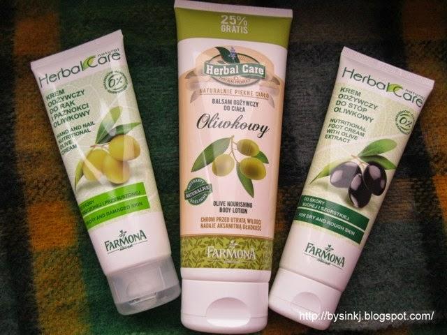 Farmona herbal care крем для лица алоэ
