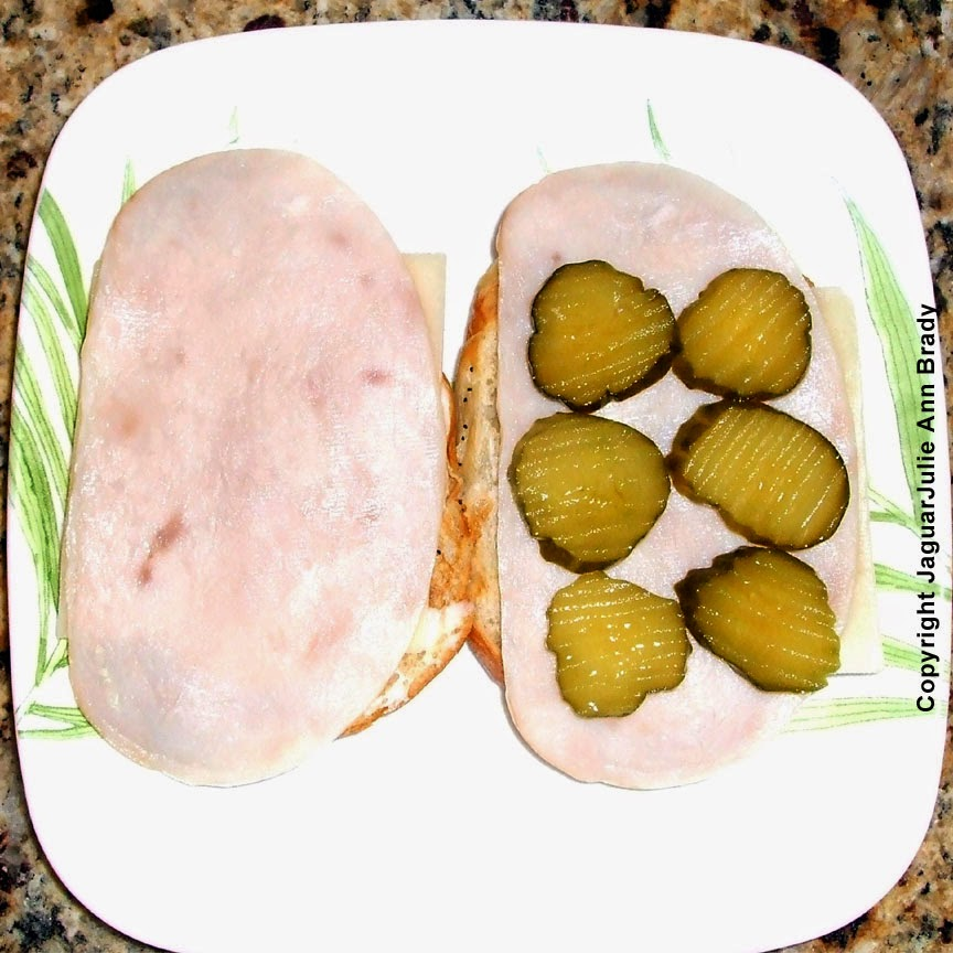 #8 - Add the pickles.