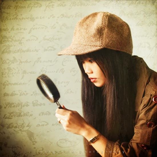 Conoces las herramientas para espiar de los detectives? 3