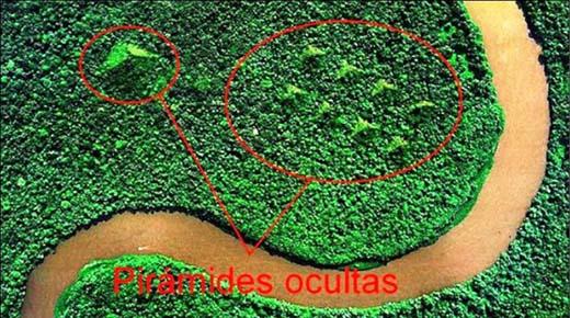 Pirámides de Paratoari: Las enigmáticas pirámides del Amazonas