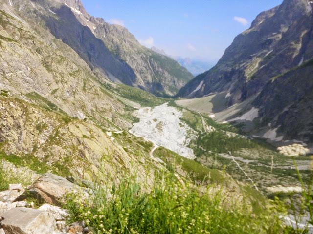 Parc National des Ecrins:Barre des Ecrins (4102m)