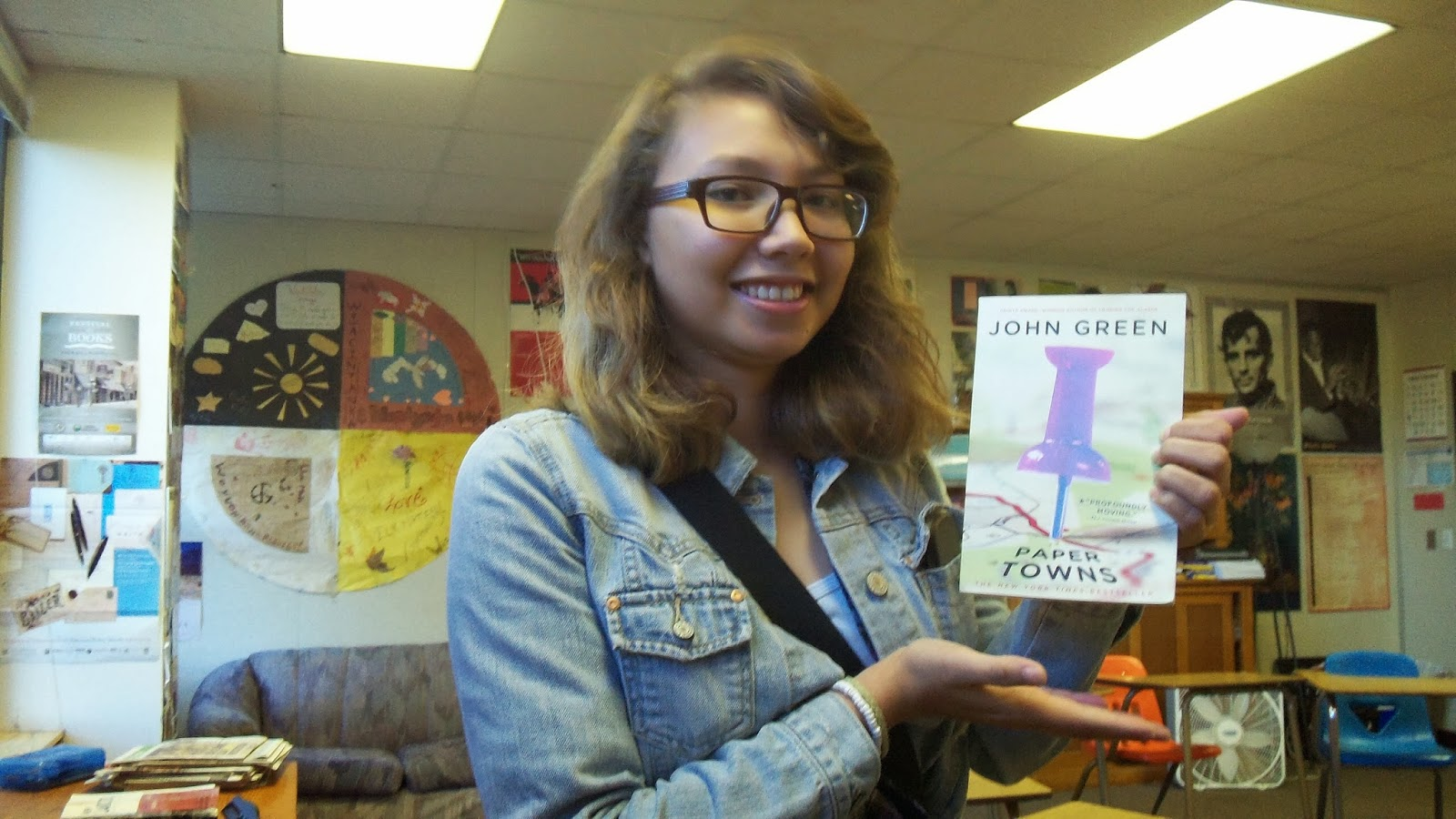 Book Review Paper Towns By