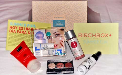 ¿ Que esconde Birchbox este Julio ?
