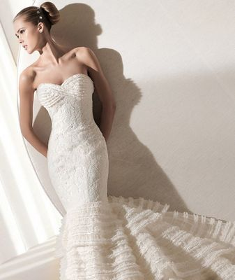 La Sposa Mermaid wedding dresses 2011