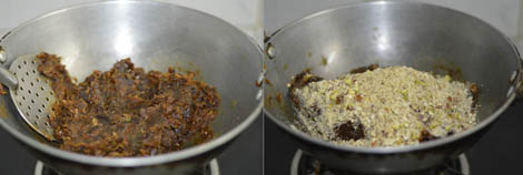 dates laddu preparation