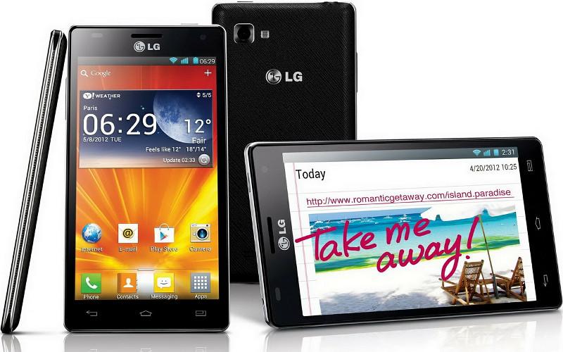 LG P880 4X HD Firmware