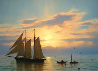 Marinas Barcas Pintadas