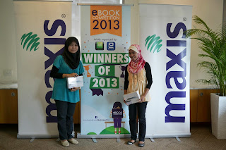 eBook Competition 2013