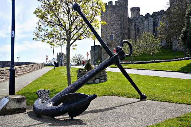 Conwy Castle, North Wales