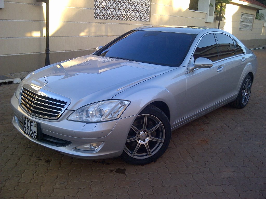 Nairobimail mercedes benz s350 2008 fully loaded leather for S350 mercedes benz