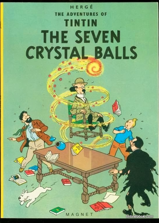13 The Seven Crystal Balls
