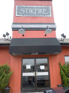 Eaten at Stikfire Grill