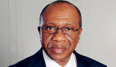 Governor Emefiele the Central Bank Governor