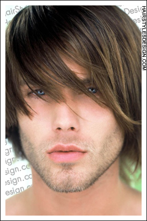 Long Hairstyles For Round Faces Men. wallpaper hairstyle-men-round-