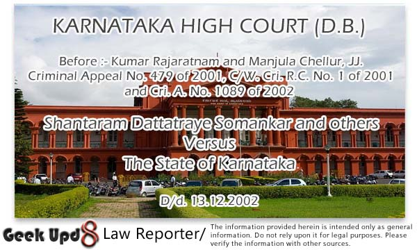 Conviction could not be based on dying declaration particularly when there was no certificate of Doctor about fitness of deceased - karnataka high court