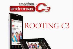 cara Root andromax C3 tanpa pc