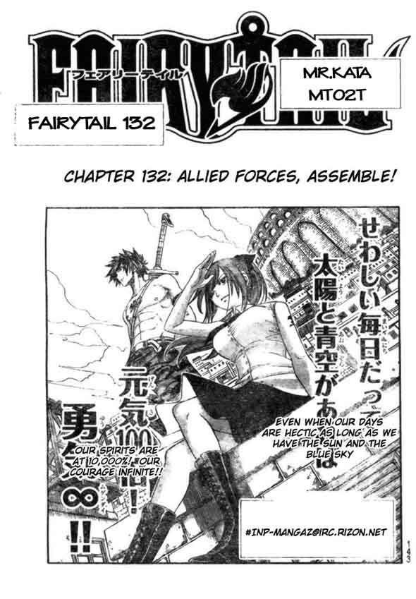 TruyenHay.Com - Ảnh 1 - Fairy Tail Chap 132