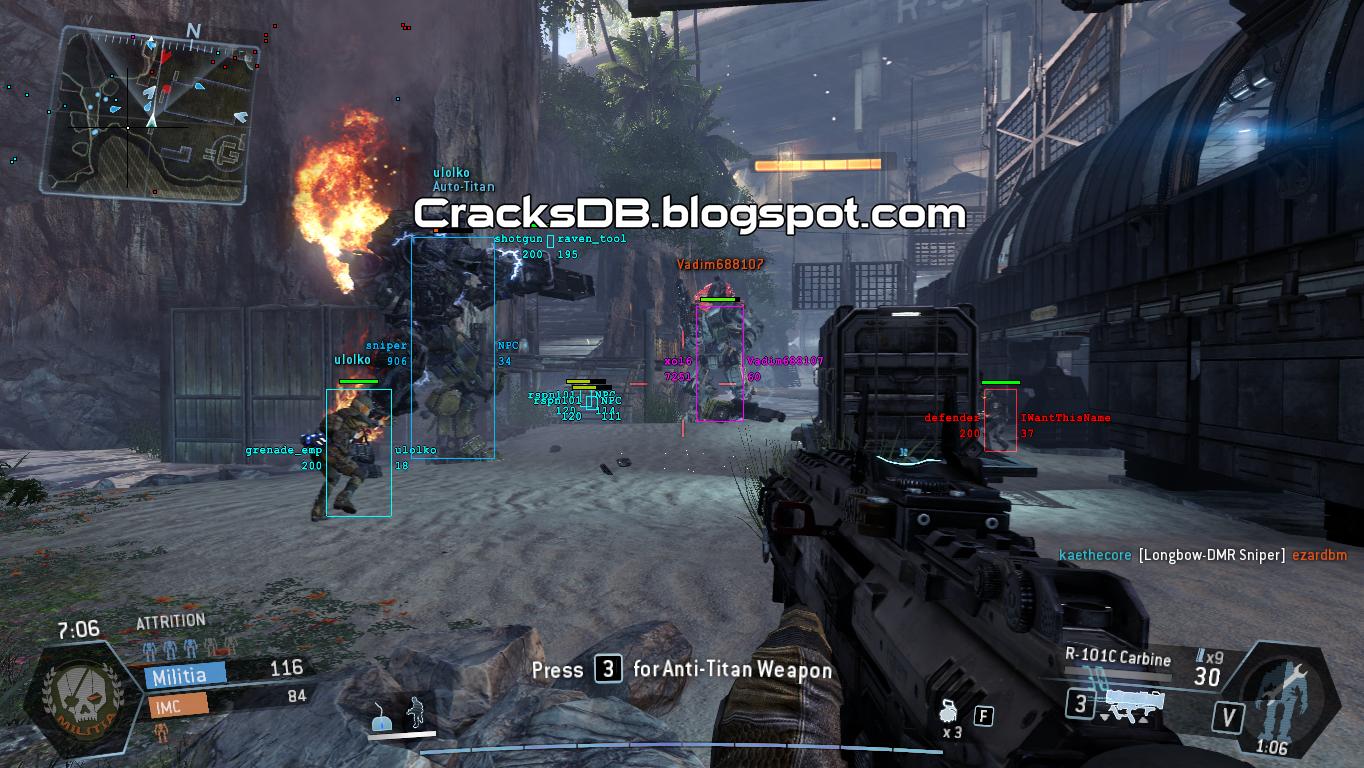 Titanfall Hack