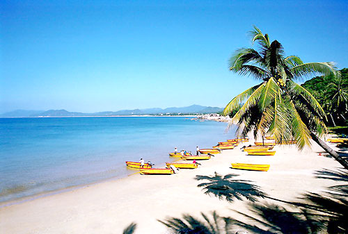 Best Beach In Sanya China