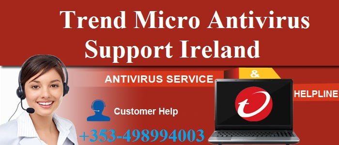 Trend Micro Support Number Ireland +353-766803285