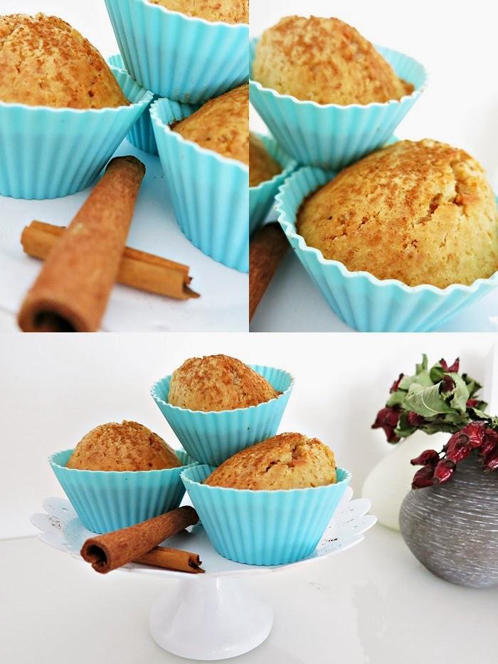 Chai-Latte Muffins