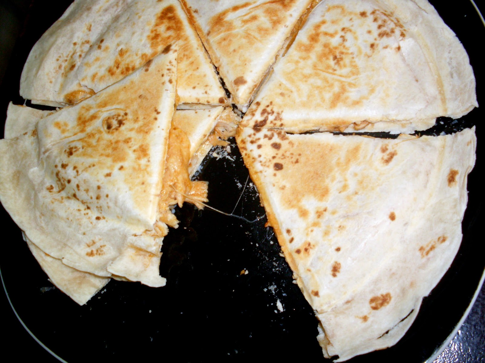 how to make best chicken quesadillas