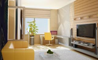 Interior Minimalis Modern Idaman
