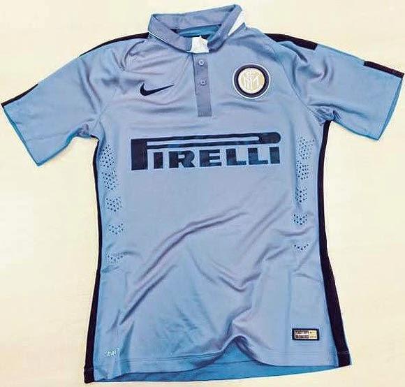 Jersey Ketiga Inter Milan 2014-2015