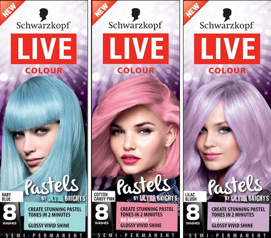 Pastel Hair Returns Heres What You Need To Know Spoilt