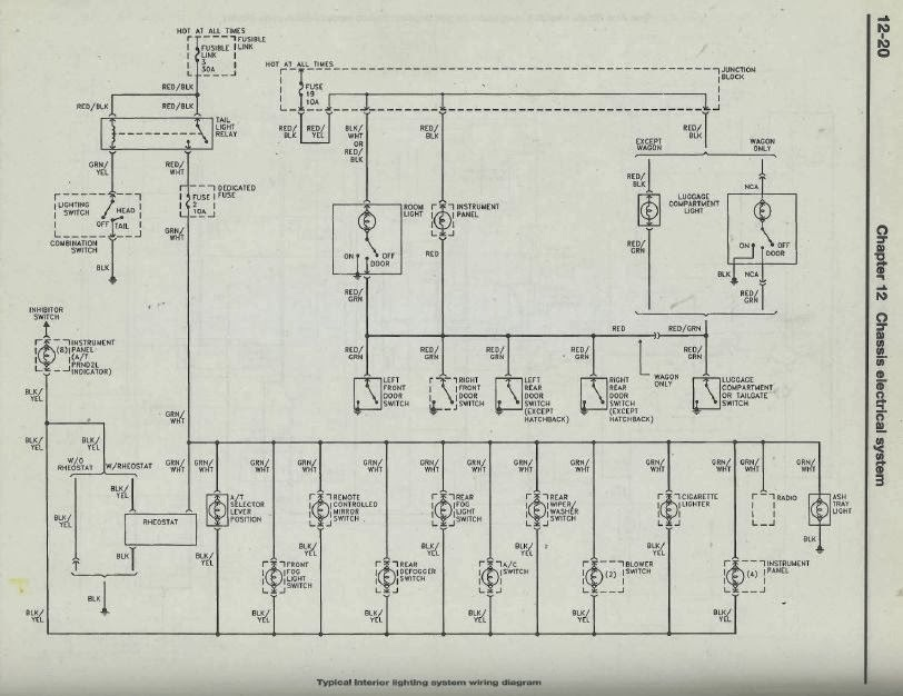 Semua bisa diy wiring diagram lancer cb series gambar 1 untuk wiring injector cheapraybanclubmaster Images