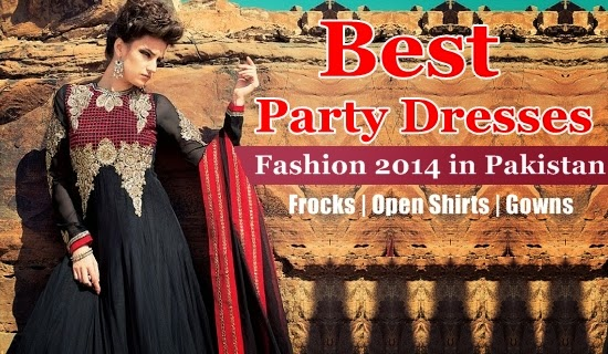 Party Wear Dresses 2014