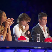 emotional simon cowell