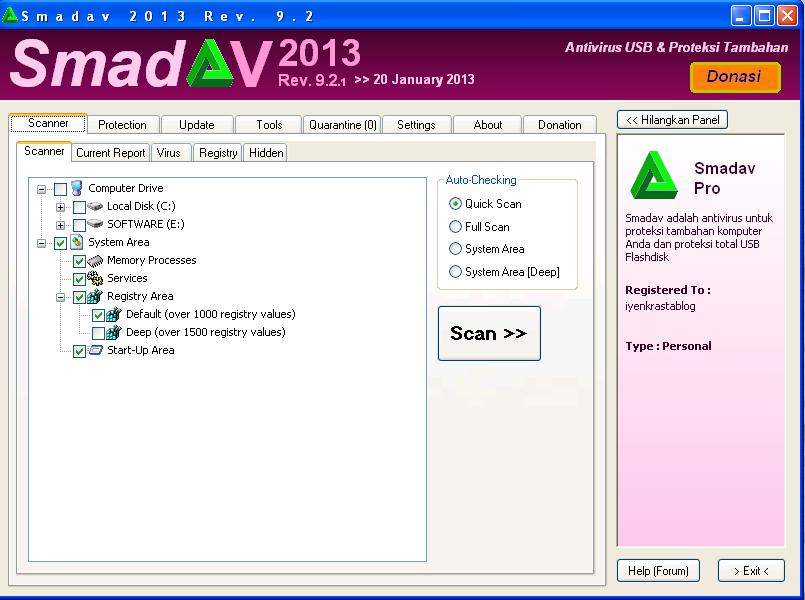 download serial number smadav 12.7.2