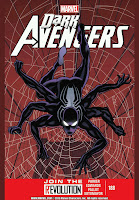 Dark Avengers #188 Cover