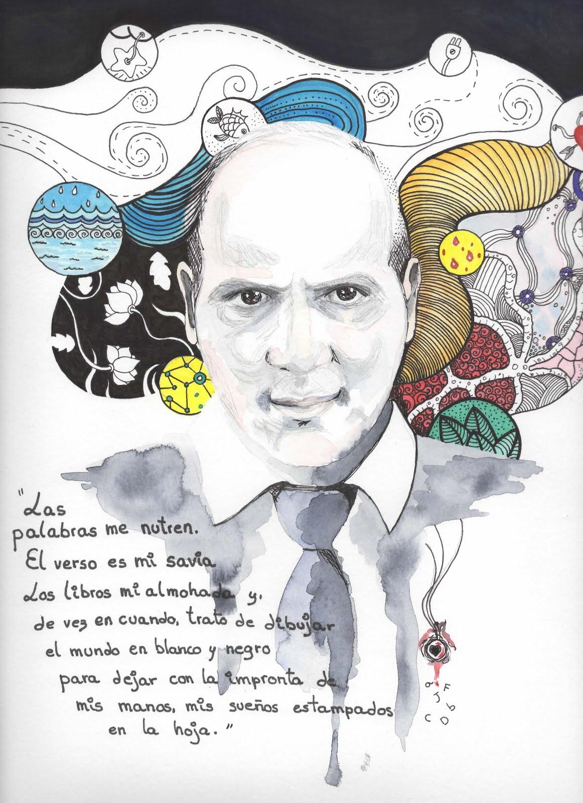Yo, según el talento pictórico de Lola Rodríguez