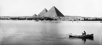 Nile River, Wepet Renet, New Years, Nile River in flood, Pyramids