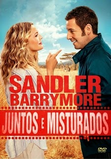 Juntos e Misturados – Torrent BluRay 720p|1080p & BDRip Download (Blended) (2014) Dual Áudio